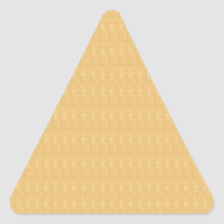 Template DIY Golden Crystal Texture + TXT IMAGE Triangle Sticker