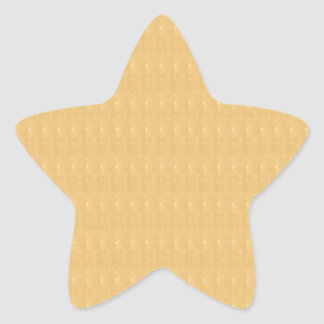 Template DIY Golden Crystal Texture + TXT IMAGE Star Stickers