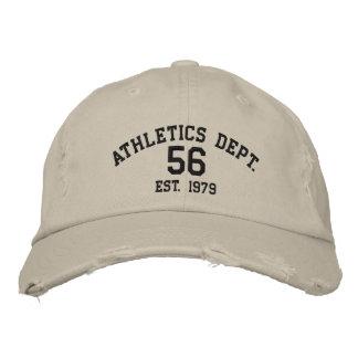 Template Hat - Athletics Dept., est. 1979, 56