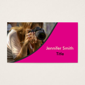 Template | Photography Business Card