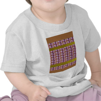 TEMPLATE Vertical Art Tee Shirt