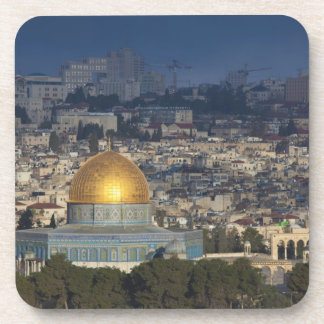 Temple Mount and Dome of the Rock, dawn Coaster