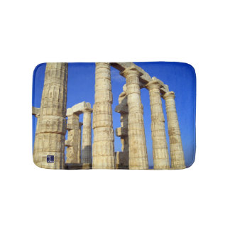 Temple of Poseidon - Sounio Bath Mat