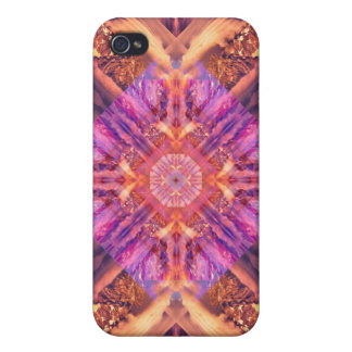 Temple of the Sky God Mandala Case For The iPhone 4