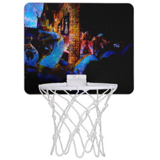 Temple of Time Mini Basketball Hoop
