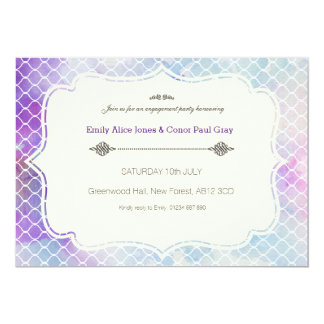 Temptation Engagement party invitation