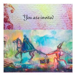 TEMPTATION PERSONALIZED INVITATION