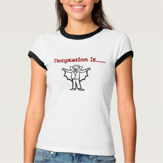 Temptation Is A Beast T-Shirt