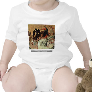 Temptation Of Christ On The Mountain Tshirts