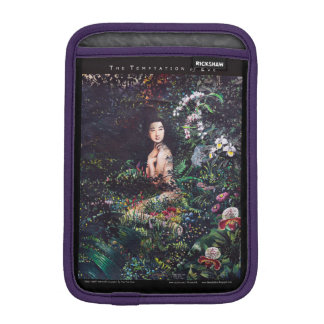 Temptation of Eve Watercolor Painting iPad Mini Sleeve