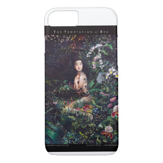 Temptation of Eve Watercolor Painting iPhone 7 Case