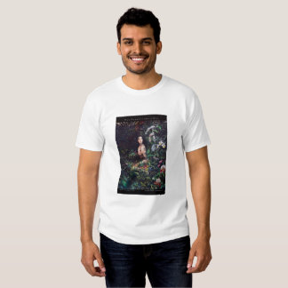 Temptation of Eve Watercolor Painting Tee Shirts