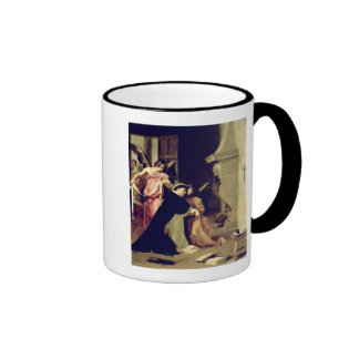 Temptation of St.Thomas Aquinas Mug