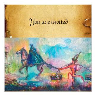 TEMPTATION parchment Announcements