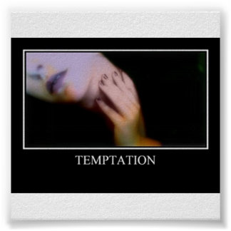 Temptation Print