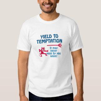 Temptation shirt - choose style & color
