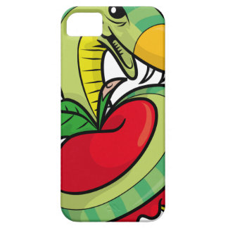 Temptation Snake Accessories iPhone 5 Cover
