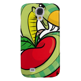 Temptation Snake Accessories Samsung Galaxy S4 Cover