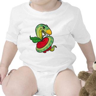 Temptation Snake Tee Shirt
