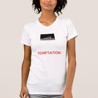 temptation t shirts