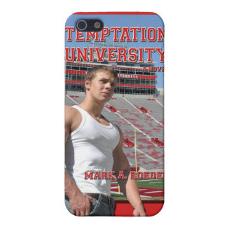 Temptation University iPhone Cover iPhone 5 Cases