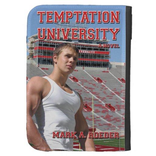 Temptation University Kindle Cover