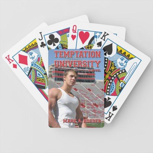 Temptation University Deck Of Cards