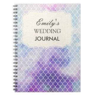 Temptation Wedding Planner Journal Note Book