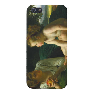 Temptation William-Adolphe Bouguereau Covers For iPhone 5
