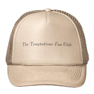 Temptations Fan Club Hat