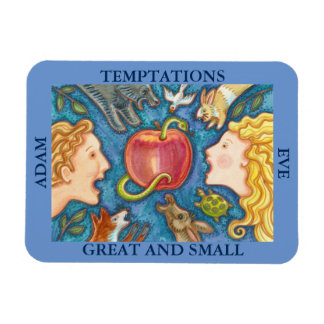 Temptations For Great And Small MAGNET