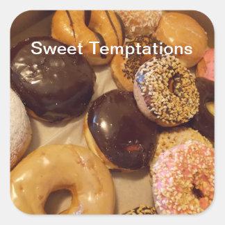 Temptations Stickers