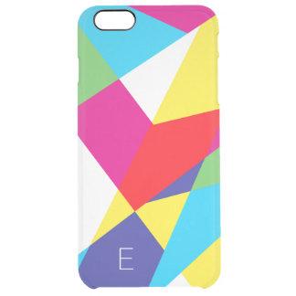 Tenagram Geometric Clear iPhone 6 Plus Case
