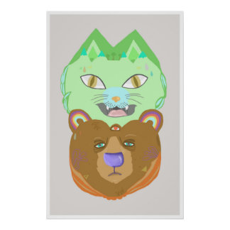 Tender Beasts Poster