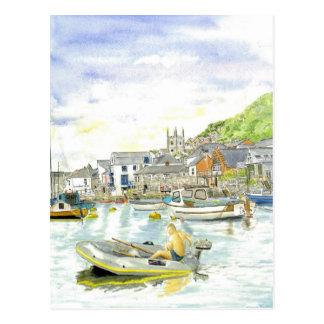 'Tender Crossing' Postcard