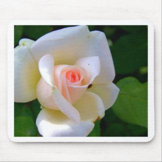 Tender Love Rose Mouse Pad