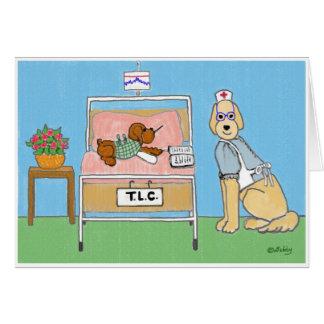 Tender Loving Care Card