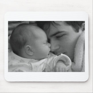 Tender Moment Mouse Pad