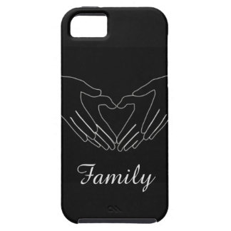 Tenderness Family iPhone Case