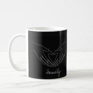Tenderness Family Mug
