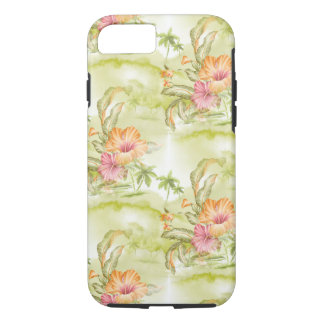 Tenderness flower iPhone 7 case