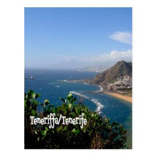 Tenerife 11 postcard