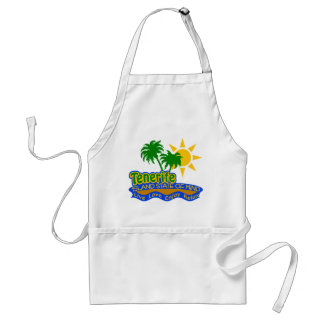 Tenerife State of Mind apron - choose style
