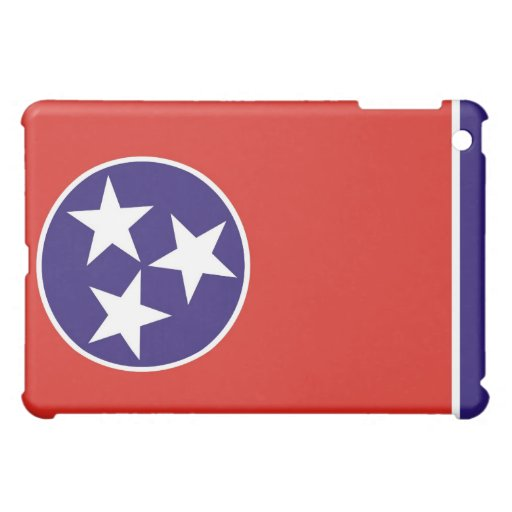 tennessee american state flag case cover for the iPad mini