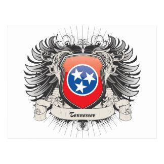 Tennessee Crest Postcard