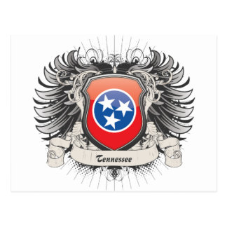 Tennessee Crest Postcards