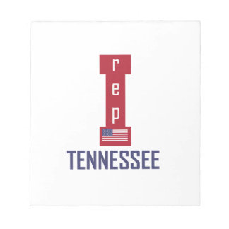 Tennessee design notepad
