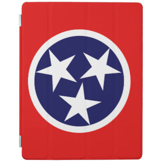 TENNESSEE FLAG iPad COVER