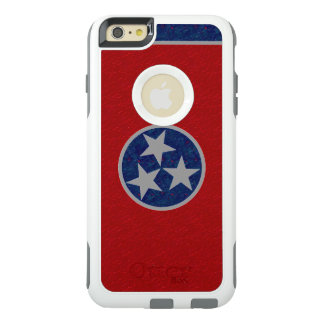 Tennessee Flag OtterBox iPhone 6/6s Plus Case