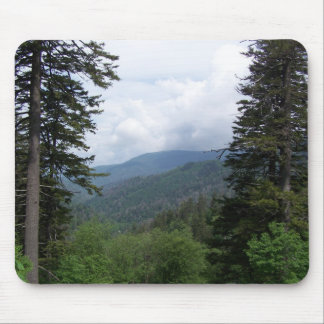 Tennessee Mountains by Jocelyn Burke Mouse Pad